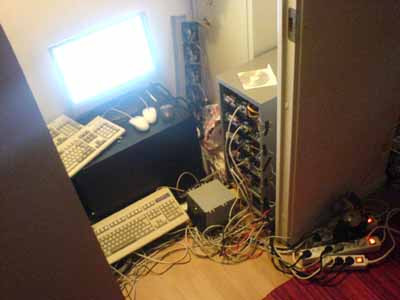 Linux home cluster